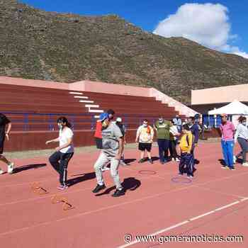 San Sebastián de La Gomera celebró la I Jornada de Deporte Inclusivo en el municipio - Gomeranoticias