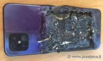 Gallarate: esplode lo smartphone, rischia l'udito - La Prealpina