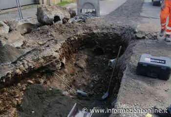Gallarate, risolti i problemi della fognatura in via Tiro a Segno - InformazioneOnline.it