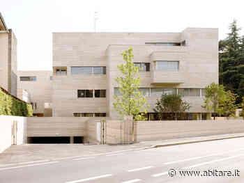 Álvaro Siza, edificio residenziale a Gallarate - Abitare