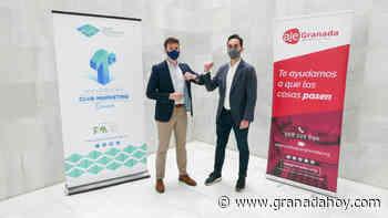 Nueva unión empresarial entre AJE y el Club de Marketing de Granada - Granada Hoy