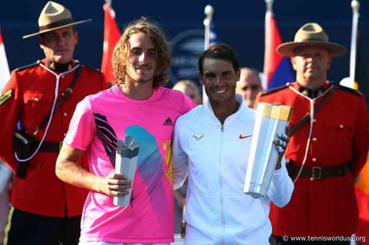 Young Stefanos Tsitsipas: 'Facing Rafael Nadal in multiple ATP finals is tough'