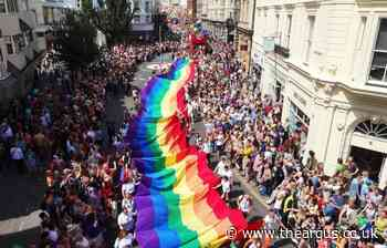 2021 Brighton Pride cancelled over mass gathering fears