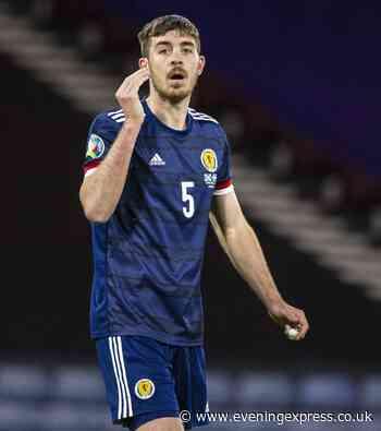 Aberdeen closing in on signing Scotland international defender Declan Gallagher - Aberdeen Evening Express