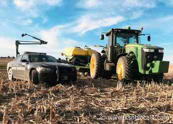 NSP reminds drivers to stay alert with agriculture implements on the move - KSNB Local 4