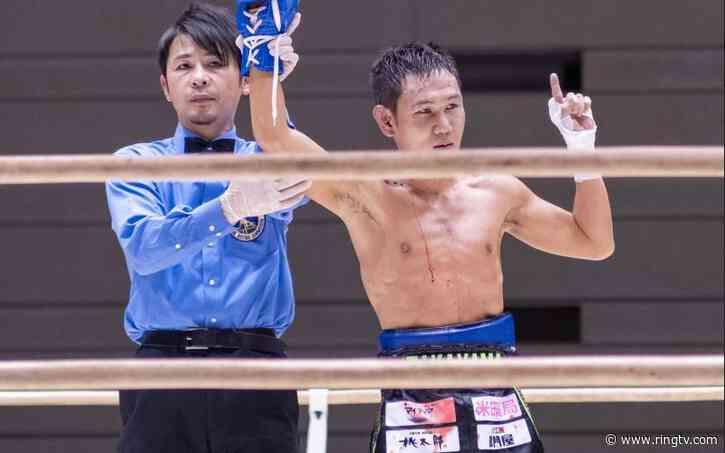 Katsunari Takayama: I am looking forward to demolishing Elwin Soto