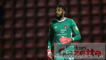 O's goalkeeper Vigouroux wins four awards at end of season presentation - Hackney Gazette