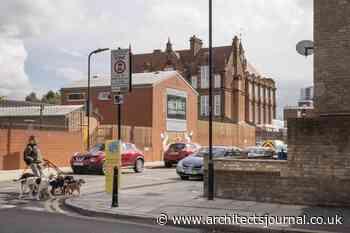 Case study: Hackney School of Food by Surman Weston - Architects Journal - Architect's Journal