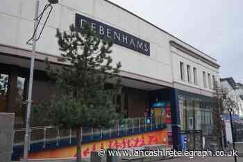 Blackburn's Debenhams closing date revealed
