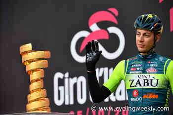Former Vini Zabù rider banned for three years after testing positive at Giro d'Italia