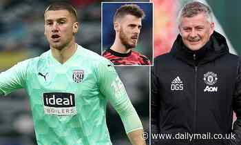 Manchester United 'enter race' to sign West Bromwich Albion keeper Sam Johnstone