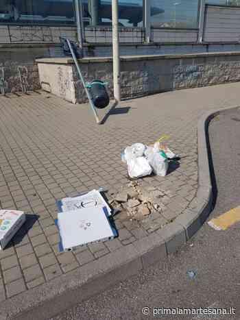 Vandalismi alla stazione di Melzo beccati gli autori: pagano e chiedono scusa - Prima la Martesana