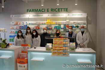 Riapre la farmacia comunale di Melzo completamente rinnovata: lavori per 140mila euro - Prima la Martesana