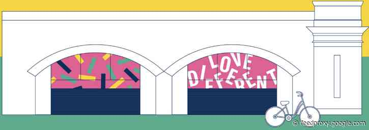 Call for artists to decorate Vauxhall's railway arches