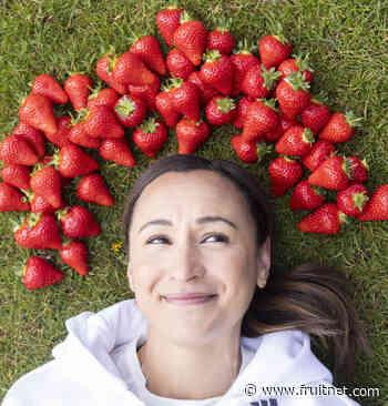 Ennis-Hill unveiled as Berry Gardens ambassador