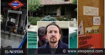 Los 'santos lugares' de Iglesias en su día aciago: de Vallecas a Galapagar ¿y regreso a la Facultad? - El Español