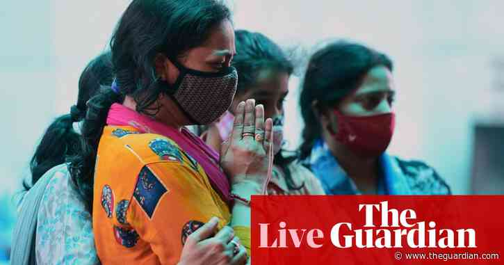 Coronavirus live: two members of India G7 team test positive; Tokyo Olympics 'to go ahead' after test event