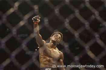 Calgary featherweight (Mean) Hakeem Dawodu to face unbeaten Russian at UFC 263 - moosejawtoday.com