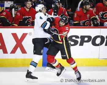 Calgary Flames' Zac Rinaldo Using His Voice for Mental Health Awareness - The Hockey Writers