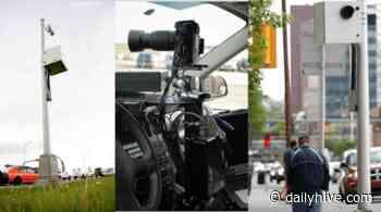 26 Calgary communities will have photo radar this May | Urbanized - Daily Hive