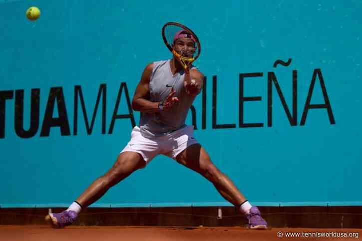 'Rafael Nadal knows Carlos Alcaraz and how dangerous he is,' says Juan Carlos Ferrero