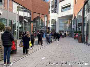 Debenhams confirms when it's Hereford store will close
