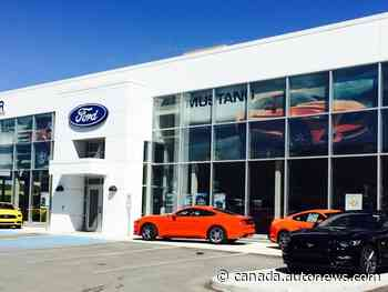 Steele Auto Group buys Humber Motors Ford in Corner Brook, NL - Automotive News Canada