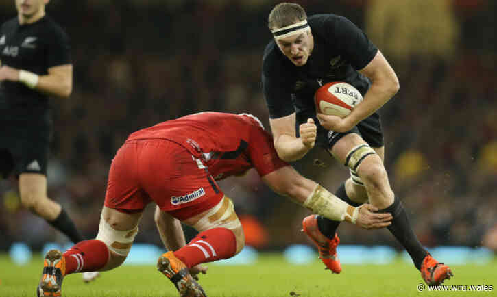 Retallick can't wait to face 'awesome' Jones