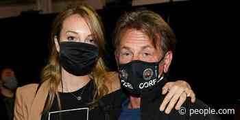 Sean Penn and Wife Leila George Have a Date Night at VAX Live Event Taping - PEOPLE