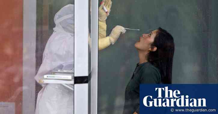 Workers at Indonesian pharma firm arrested over 're-used' Covid swabs