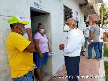 Juan Ortiz plantea un Programa de Rehabilitación para el rescate de espacios públicos; aseguró a habitantes de la colonia Forjadores – El Punto Sobre La i - Elpuntosobrelai.com