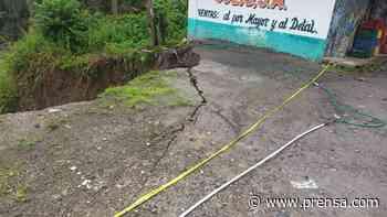 Cierre parcial de puente en la vía Bambito-Cerro Punta preocupa a productores de la zona - La Prensa Panamá