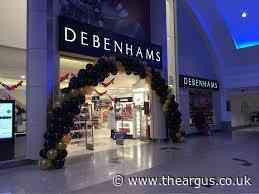 Debenhams sets final closing date for Churchill Square store