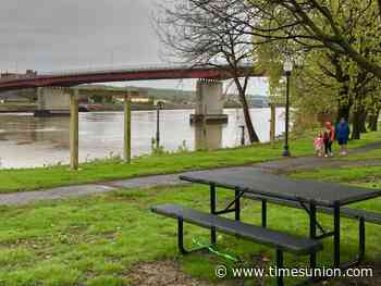 At 50, Watervliet's Hudson Shore Park on brink of renewal