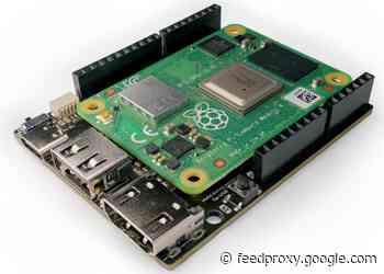 Piunora Raspberry Pi CM4 open-source carrier board