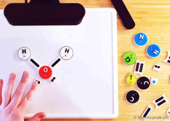Kasi multi-sensory learning system hits Kickstarter