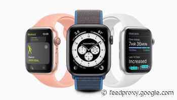 Apple releases watchOS 7.4.1 software update