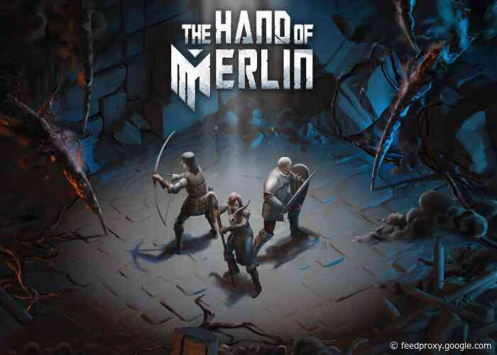 Hand of Merlin turn-based rogue-lite RPG launches into Steam Early Access May 11th