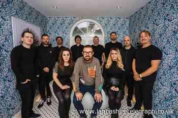 Top DJ Judge Jules heading Blackburn - with a 10-piece band