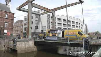 Begijnenbrug in Ninove afgesloten tot eind deze maand - TV Oost