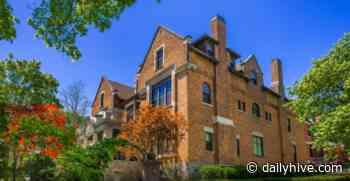 A look inside: $11.7M prestigious mansion in Westmount (PHOTOS) | Urbanized - Daily Hive