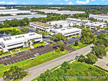 Westmount Realty Capital Buys 121,918 SF Business Park in Tampa - REBusinessOnline
