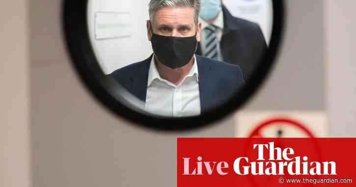 Starmer says Labour recovery will take more time ahead of 'Super Thursday' elections – politics live