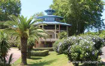Le jardin des Thermes Cambo-les-Bains - Unidivers