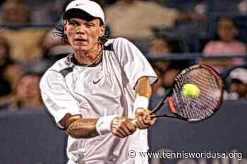 Rafael Nadalp, 19, knew: 'Tomas Berdych is a future top-10 player' - Tennis World USA
