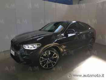 Vendo BMW X4 M Competition usata a Olgiate Olona, Varese (codice 8945034) - Automoto.it - Automoto.it