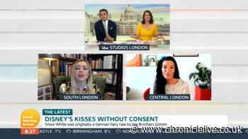 Piers Morgan hits out at 'woke brigade' over Snow White backlash