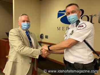 Portneuf Security Receives International Recognition | idahofallsmagazine.com - Idaho Falls Magazine
