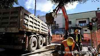 Lavori Aqp: il 6 maggio sospensione dell'erogazione idrica a Mesagne - BrindisiReport