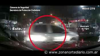 Don Torcuato: circulaban en un auto con pedido de secuestro y fueron detenidos por el COT - Zona Norte Diario OnLine